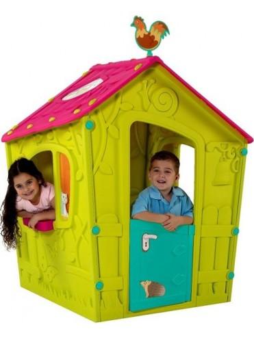 Игровой дом Keter Волшебный с петушком