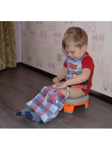 Детский надувной горшок PocketPotty HP-245R