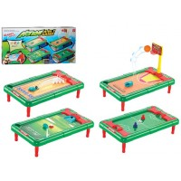 Игровой набор Xiong Cheng Игровой стол 4 в 1