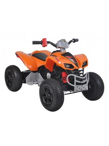 Электроквадрацикл Zhehua KL-789, 12V/10Ahх2, 35Wх2, надувные колеса