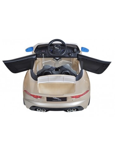 Электромобиль Jaguar F-Type 12V/7Ah (покраска)