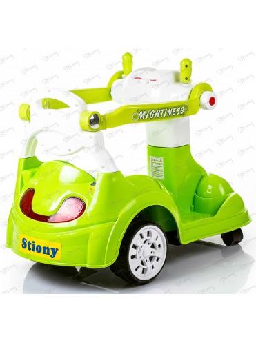 Электромобиль STIONY Mightiness 208