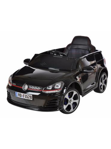 Электромобиль Huada Volkswagen Golf GTI, Лицензия, 12V/7Ah, 2х40.5W, EVA