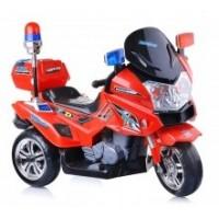 Мотоцикл на аккумуляторе (красный, белый)