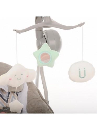 Детские электрокачели PITUSO ARIOLA