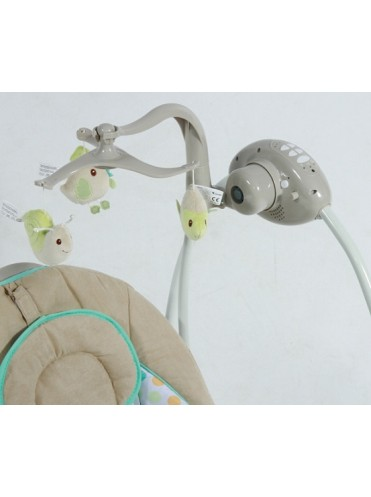 Детские электрокачели Lorelli Tango