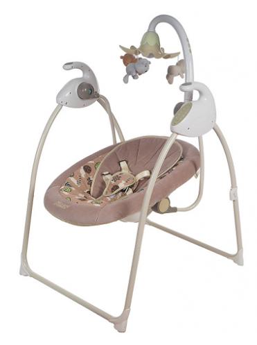 Детские электрокачели с пультом д/у Pituso TY-028P