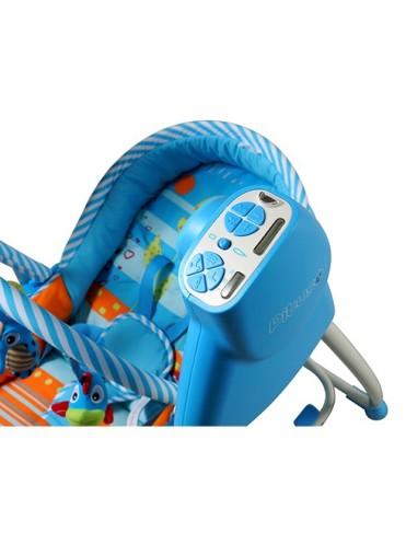 Детские электрокачели Pituso Lerin 2 в 1 (качели + шезлонг)