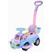 Детская каталка TOYSMAX JUMBO (с кнопками на руле)