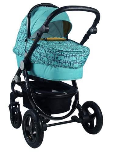 Универсальная коляска 2 в 1 Babyhit Valente