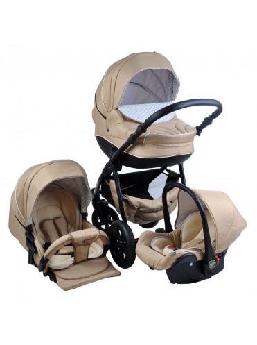 Детская коляска 3 в 1 Tutis Zippy MIMI PLUS