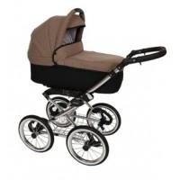 Классическая коляска Baby-Merc Classik 2 в 1