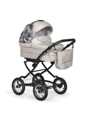 Детская коляска BARBARA 2 в 1 Classic Indigo