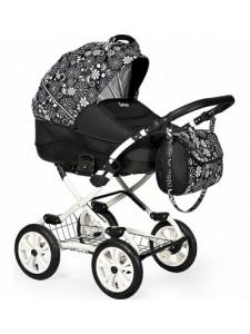 Классическая коляска 2 в 1 Indigo Color Plus