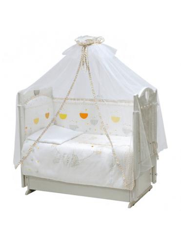 Комплект в кроватку Луна-парк 743 (7 предметов)