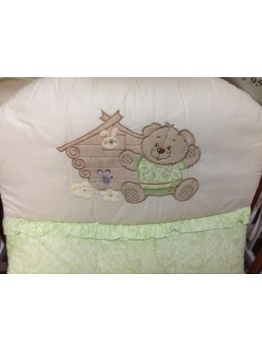 Комплект в детскую кроватку Бабушкины сказки 7 предметов