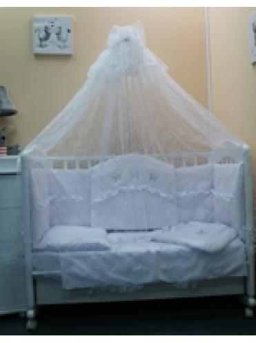 Комплект в детскую кроватку Балу Валенсия 8 предметов