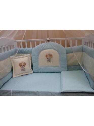 Комплект в детскую кроватку Филя 8 предметов