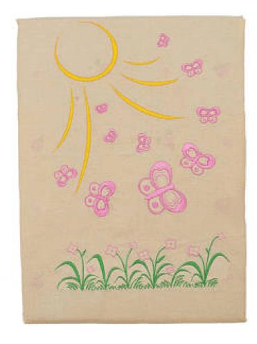 Комплект постельного белья Бабочка 10046 3 пр