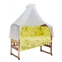 Комплект в кроватку Bambola Гамачки 7 предметов
