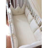 Комплект постельного белья в кроватку Королевский