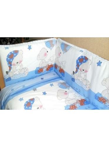 Комплект в кроватку Мой ангелочек 6 предметов