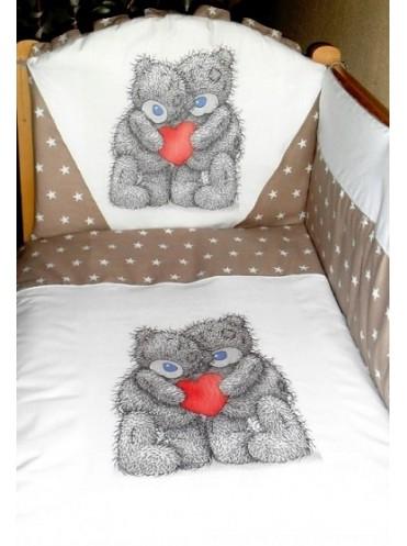 Комплект в кроватку Топтыжка 6 предметов
