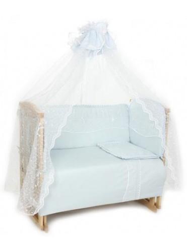 Комплект в кроватку Lider Kids Королевское величество (102362) 7 предметов