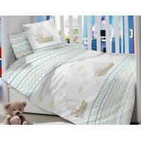 Комплект постельного белья Masterson Captain Bear 3 предмета