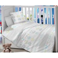 Комплект постельного белья Masterson Elle 3 предмета