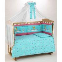 Комплект в кроватку Lider Kids Олененок 7 предметов