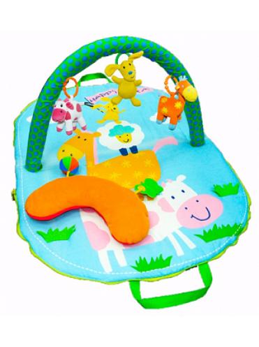 Коврик развивающий Biba Toys Ферма BP085