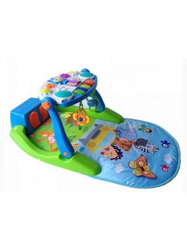 Игровой коврик с интерактивным столиком Lorelli Toys 1030038