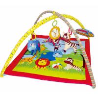 Коврик развивающий Biba Toys Веселый зоопарк JF125