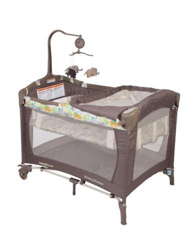 Манеж кроватка Baby Trend Trend