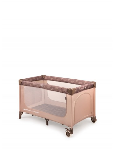 Кровать манеж Happy Baby MARTIN 2 уровня