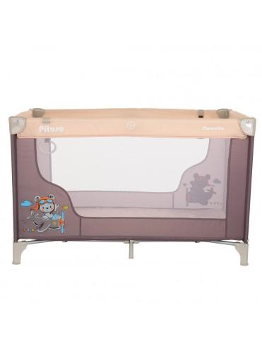 Кровать манеж PITUSO FLORECITA