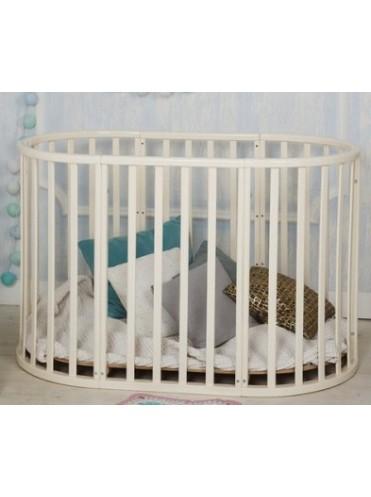Кроватка-трансформер MIKA MINI 7 в 1