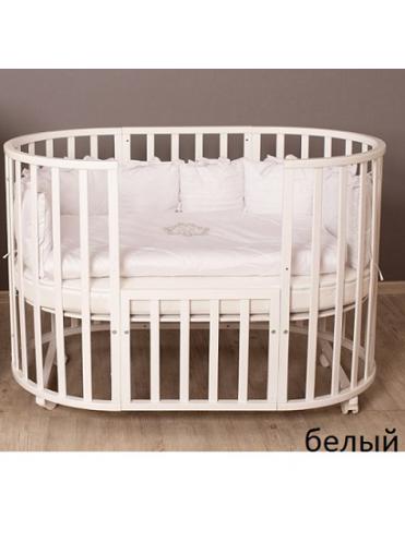 Детская кровать трансформер 9 в 1 Incanto Северная звезда