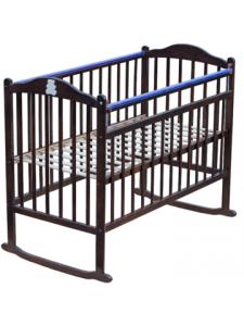 Детская деревянная кроватка Barney-4