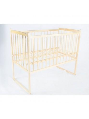 Кровать детская Женечка-9 эконом плюс (колесо-качалка)