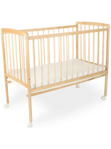 Детская деревянная кроватка Incanto Golden Baby колесо