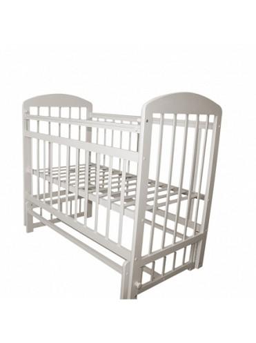 Детская кровать МОЙ МАЛЫШ 09 маятник универсальный с накладкой