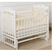 Кроватка Incanto Sofi с сердечком (универсальный маятник)