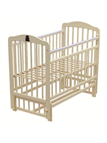 Детская деревянная кроватка Barney-9 (универсальный маятник)