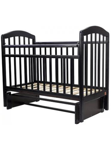 Детская деревянная кроватка Лира-5 универсальный маятник