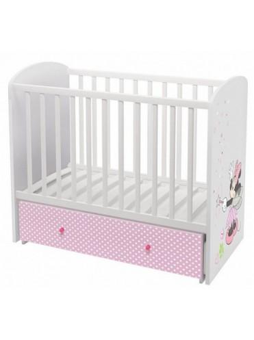 Детская кроватка Polini Disney Baby 750