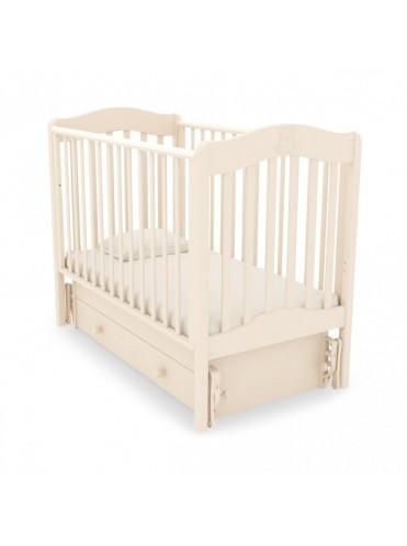 Детская деревянная кроватка Гандылян Ванечка (универсальный маятник)