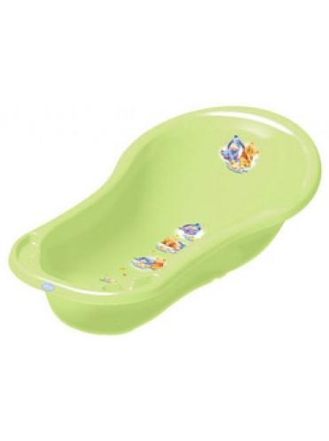 Ванна пластиковая со сливом ОТК DISNEY 0817