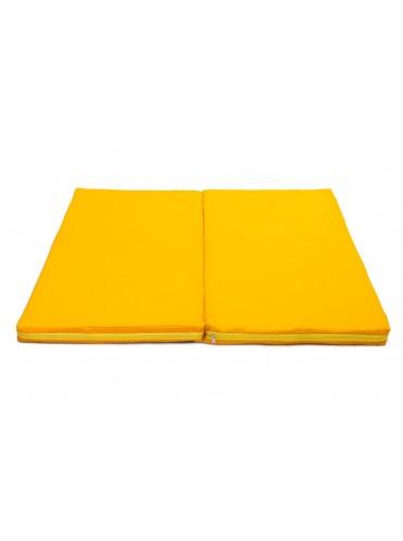 Мат гимнастический 1х1х0,05 м складной